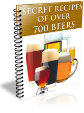 Secret Recipes of Over 700 Beers